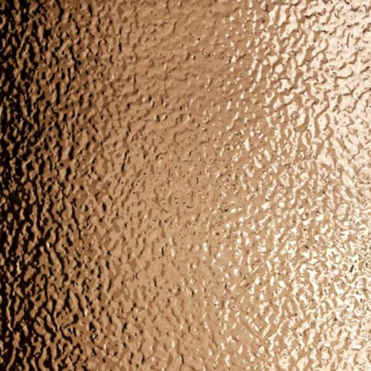 Polished Aluminium LAVA Coppertone