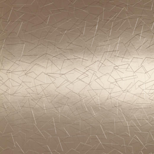 Alu Metrica Bronzetone