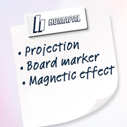 White matt (Projection/Boardmarker)